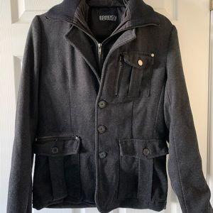 Foreign Exchange Black/Grey Jacket